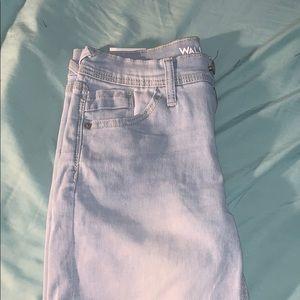 Denam shorts